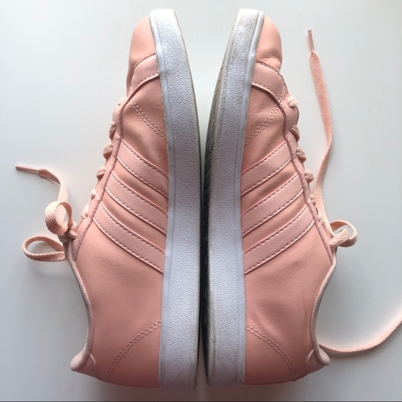 90f2a9031c26 adidas Shoes - Peach   light pink Adidas sneakers 👟